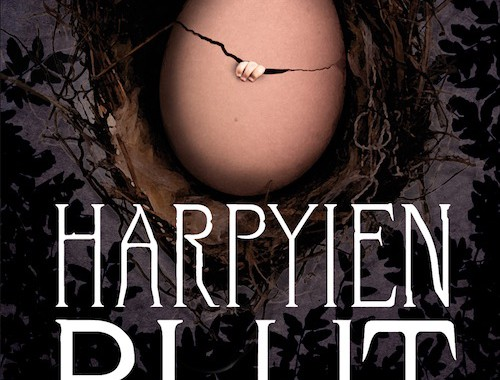 Rezension Harpyienblut Daniela Ohms | Fantasy | Romance | tragisch | Tod | Liebe | Seelen | tintenmeer.de