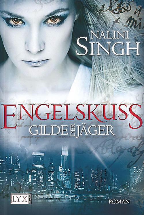 Engelskuss von Nalini Singh