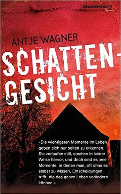 Antje Wagner - Schattengesicht