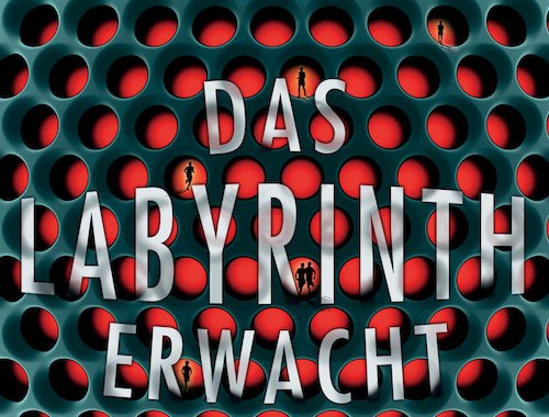 Das Labyrinth erwacht von Rainer Wekwerth