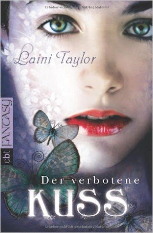 Der verbotene Kuss von Laini Taylor