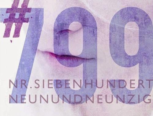 Nummer 799 von Yuna Stern
