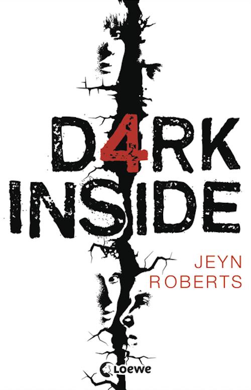 Rezension Dark Inside von Jeyn Roberts   Endzeitroman   Apokalypse   Weltuntergang   Thriller   The Walking Dead   Jugendbuch   Fantasy   Horror   Tintenmeer