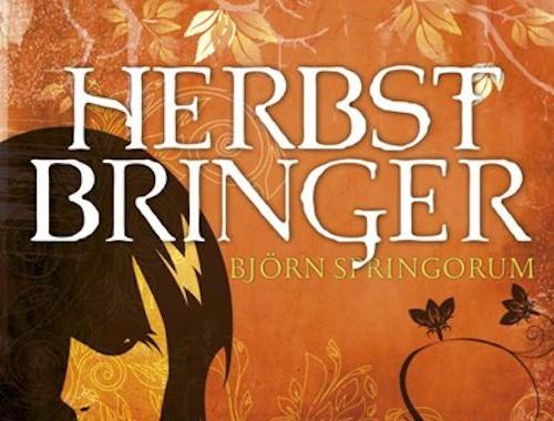 Rezension Herbstbringer von Björn Springorum | Fantasy | Christoph Marzi | Herbst | London | Vampire | Tintenmeer
