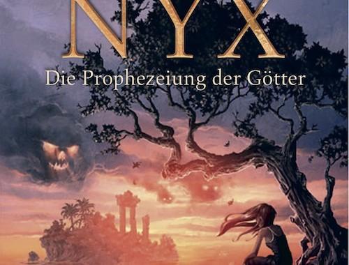 Rezension Insel der Nyx - Die Prophezeiung der Götter von Daniela Ohms | Jugendbuch | Mystery | Griechenland | Kreta | Nixen | griechische Mythologie | Tintenmeer