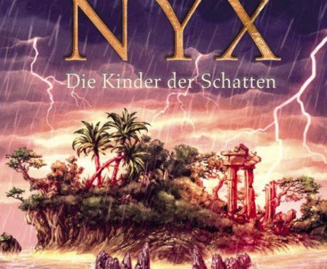 Rezension Insel der Nyx - Die Kinder der Schatten von Daniela Ohms | Jugendbuch | Mystery | Griechenland | Kreta | Nixen | griechische Mythologie | Tintenmeer