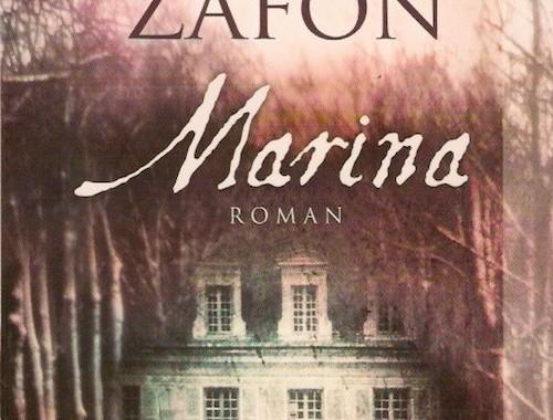 Rezension Marina von Carlos Ruiz Zafon | Barcelona | Spanien | Bücherfriedhof | Der Schatten des Windes | Mystery | Jugendbuch | Krimi | Schicksal | Tintenmeer