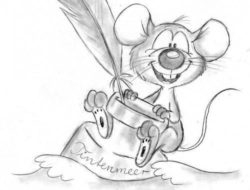 Im Gespräch mit Kinderbuch-Illustratorin Heike Georgi | Bilderbuch | Illustrationen | Tiere | Maus | Inspiration | Zeichnen | Kinder | Buch | Tintenmeer