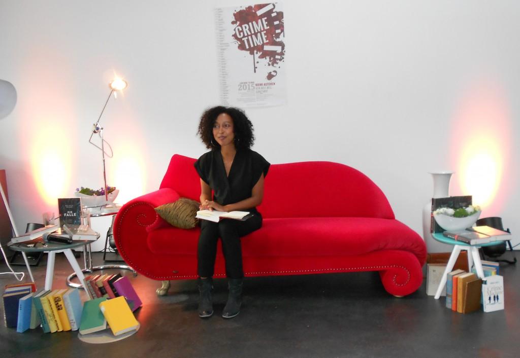 Lesung Melanie Raabe 6