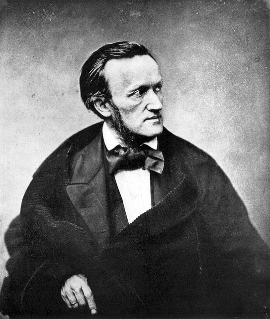 Richard Wagner von pixabay