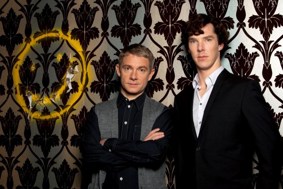 "BBC Serie ""Sherlock"" (Foto: Hartswood Films 2012 auf flickr)"