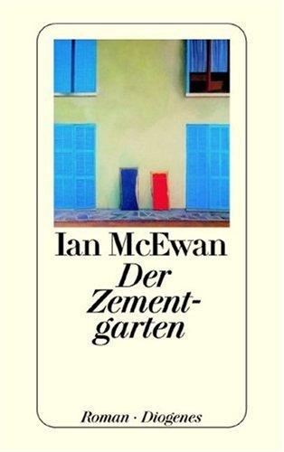 Rezension | Der Zementgarten | Ian McEwan | Diogenes | Roman | Klassiker | Drama | Familie | Tod | Inzest | tintenmeer