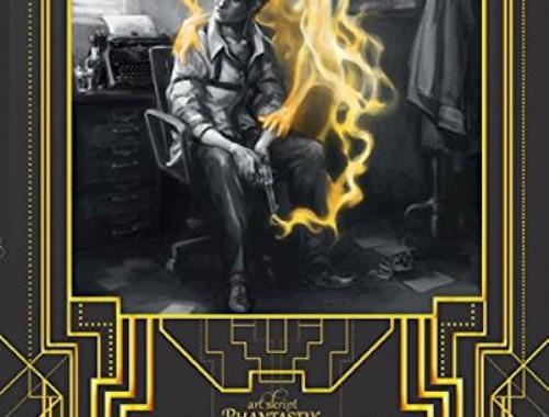 Anthologie Fantasy Noir