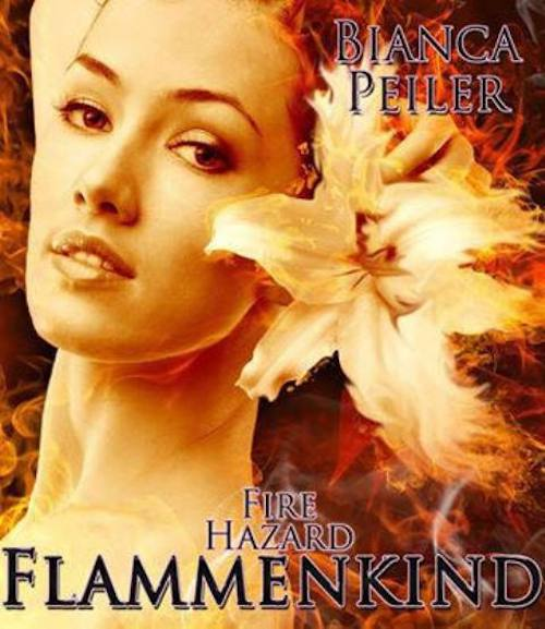 Flammenkind Cover