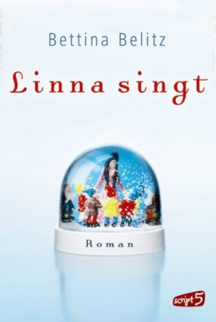 Rezension | Linna singt | Bettina Belitz | Script5 | Contemporary | Jugendbuch | Musik | tintenmeer