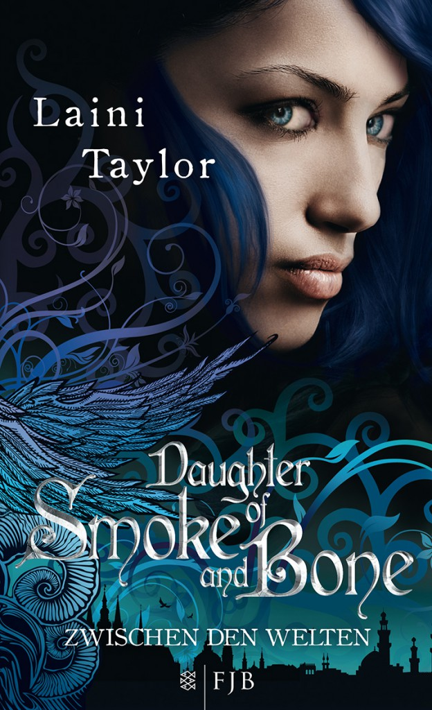 daughter of smoke and bone taylor