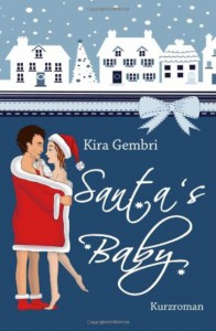 Santas Baby Cover