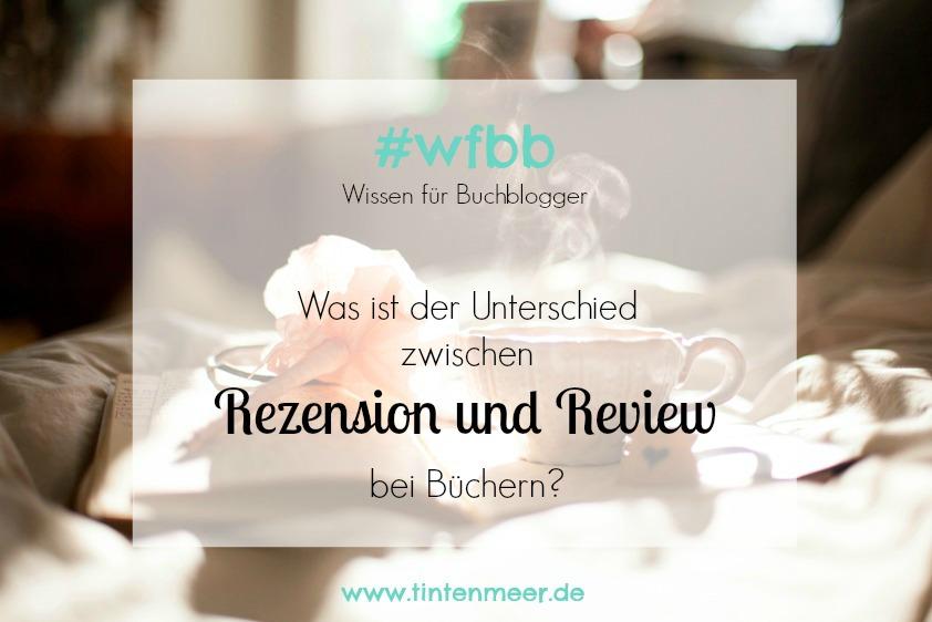 Unterschied zwischen Rezension und Review