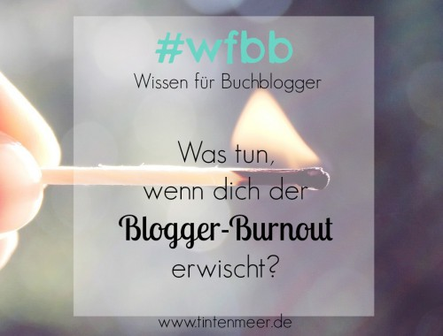 Blogger-Burnout