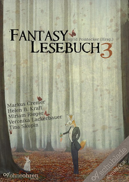 Fantasy-Lesebuch 3 Cover