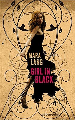 Girl in Black Cover
