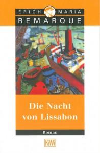 Erich Maria Remarque Die Nacht von Lissabon Cover