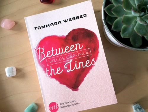 Between the Lines Tammara Webber