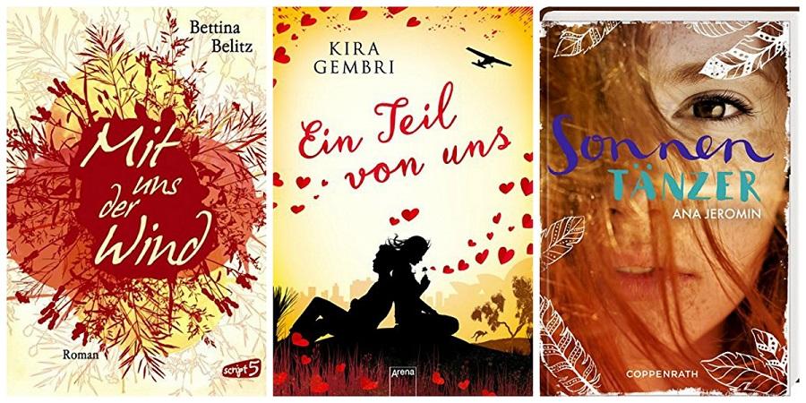 Bücher für den Sommer 1