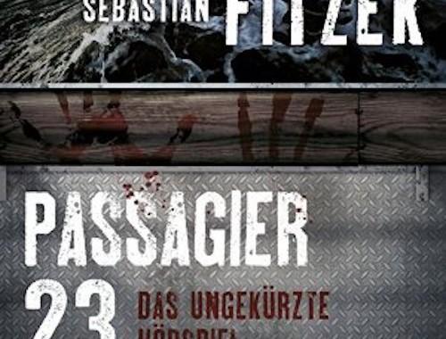 passagier 23 fitzek hörspiel cover