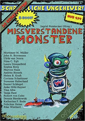 Missverstandene Monster Cover