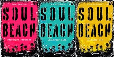 Soul Beach Trilogie Cover