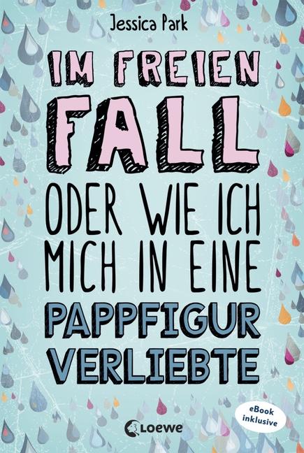 Freien Fall Pappfigur Cover