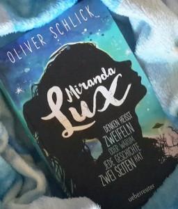Miranda Lux Challenge Cover