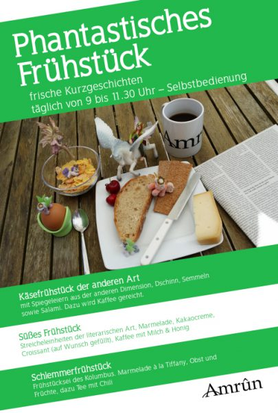 Phantastisches Fruehstueck Cover