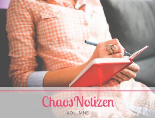 Kolumne | ChaosNotizen | Kommentar | Bücher | Buchblog | Reise