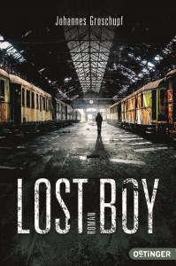 Rezension | Lost Boy | Johannes Groschupf | Thriller | Hamburg | Berlin | Lost Places | tintenmeer.de
