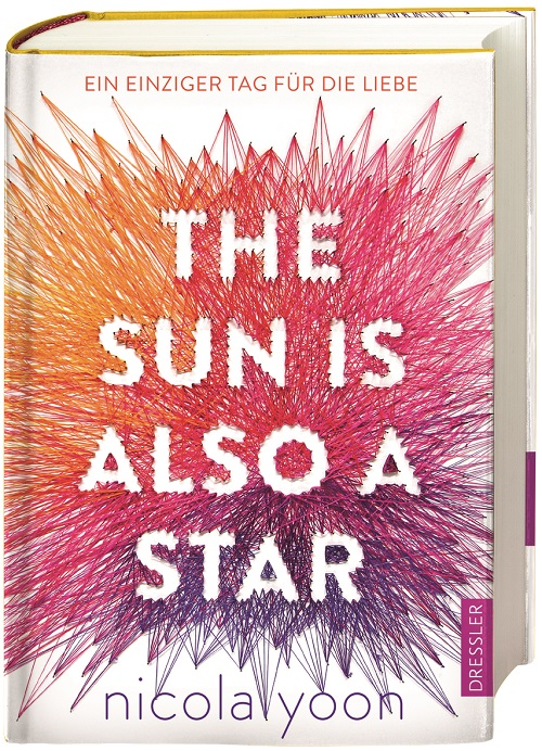 Rezension | The sun is also a star | Nicola Yoon | Jugendbuch | Contemporary | Liebe | Schicksal | Bücher | tintenmeer.de