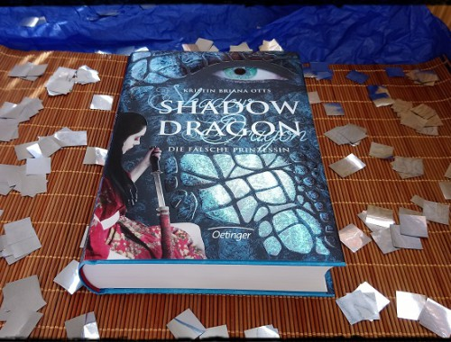 Shadow Dragon | Fantasy | Rezension | Kristin Briana Otts | Drachen | Jugendbuch | Oetinger | Asien | tintenmeer.de