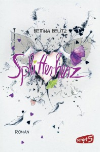 Splitterherz Bettina Belitz Buchcover