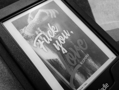 Rezension Fuck you, Love | Daniela Hartig | Contemporary | Romance | New Adult | Vergewaltigung | Drama | Selfpublisher | Tintenmeer