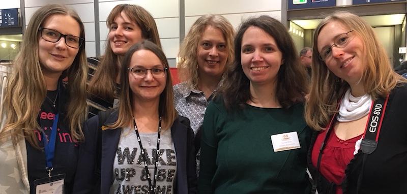 Tintenmeer auf der Leipziger Buchmesse 2018: Treffen mit den Autorinnen von Ink Rebels