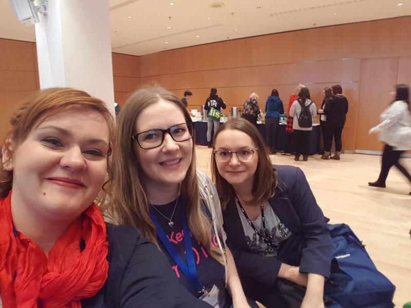 Tintenmeer auf der Leipziger Buchmesse 2018: Mit Yvonnes Bücherecke beim Carlsen Bloggertreffen