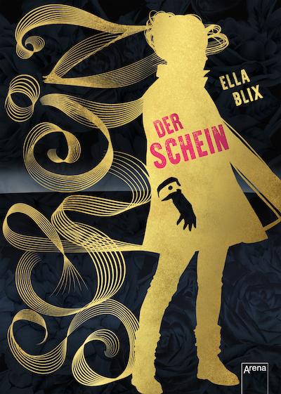 Der Schein von Ella Blix | Jugendbuch | Internat | Zeitreise | Tintenmeer