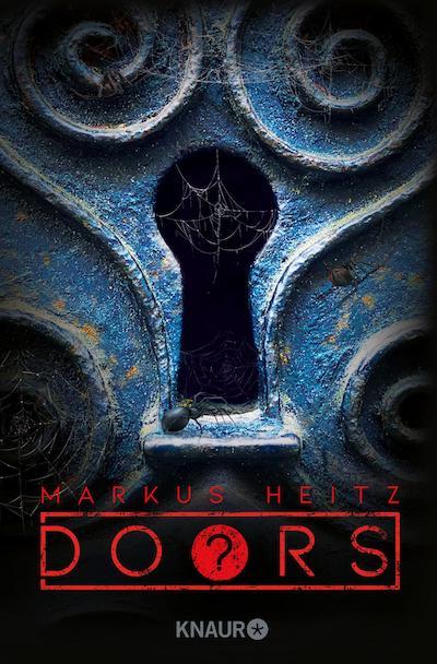 Doors von Markus Heitz | Kolonie | Dämmerung | Blutfeld | Türen | Knaur | Fantasy | Spielbuch | Horror | Tintenmeer