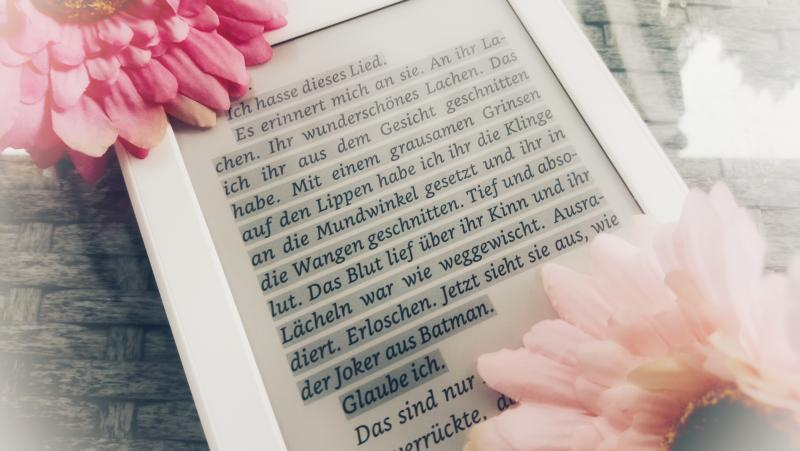 Rezension Fuck you, Hope von Daniela Hartig | New Adult | Romance | Liebesroman | Vergewaltigung | Drama | Zitat | Book on demand | Selfpublisher | Buchtipps | Tintenmeer