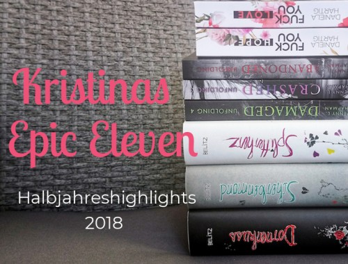 Epic Eleven Halbjahreshighlights 2018 Bücher