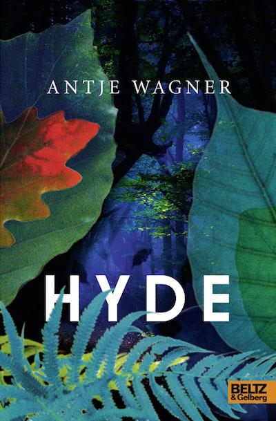 Rezension Hyde von Antje Wagner Buchcover
