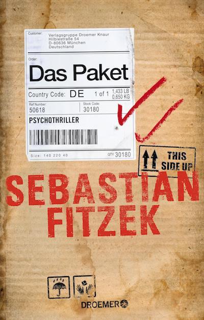 Rezension Das Paket von Sebastian Fitzek Buchcover
