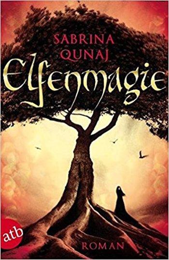 Rezension Elfenmagie von Sabrina Qunaj Buchcover