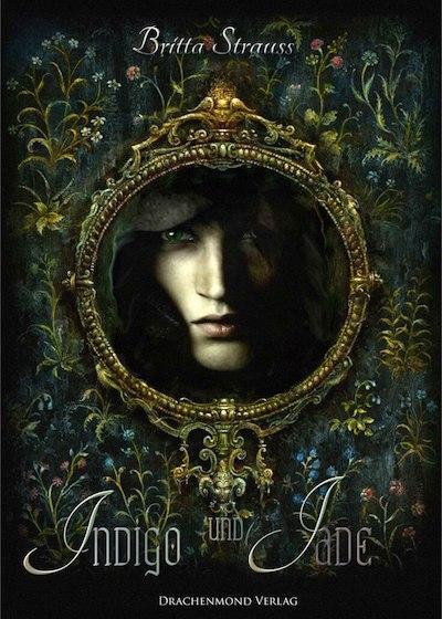 Rezension Indigo und Jade von Britta Strauß Buchcover